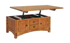lift top coffee table plans lucern mission cabinet lift top coffee table