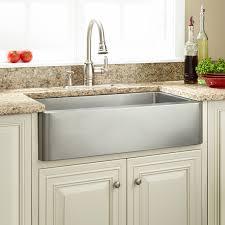 what is a farmhouse sink 30 hazelton stainless steel retrofit farmhouse sink kitchen