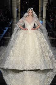 wedding dress brokat zuhair murad 2016 couture collection vogue