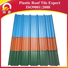 Roof Tile Colors Corrosion Resistant Color Roof Philippines New Design Ecological