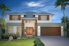 Twin House Plans Gj Gardner Home Designs Twin Waters Facade 1 Visit Www