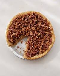 pumpkin pecan pie martha stewart living this pumpkin pecan pie