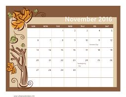 printable calendar page november 2017 november calendar 2016 altlaw