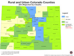 County Map Of Colorado Rural Colorado County Educates Kids About Gun Safety U2013 Cu News Corps