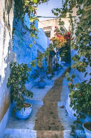 blue city morocco chair visiting morocco s famous blue city of chefchaouen