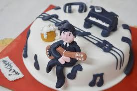 theme cakes eggless fondant lover themed cake flavourbasket