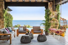 mediterranean style home interiors a beachfront mediterranean style villa in cabo san lucas