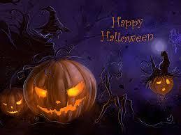 Spooky Halloween Poem Free Creepy Wallpapers Wallpapersafari