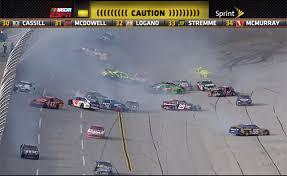 watch nascar u0027s epic 25 car crash at talladega video autoguide