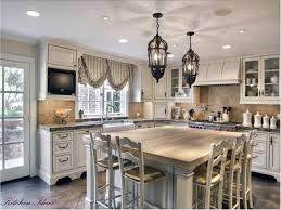 French Kitchen Cabinets French Country Open Plan Kitchen Photos Hgtv Homes Design