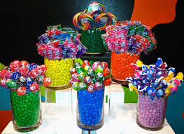 Table Centerpieces For Party by Candy Tables For Parties Candy Centerpieces Candy Table Center