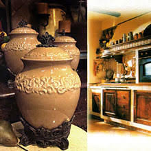 tuscan style kitchen canisters best tuscan decorating accessories photos interior design ideas