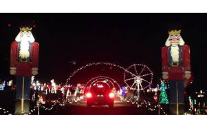 drive thru christmas light displays near me gaddy family christmas light extravaganza home facebook
