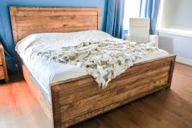 set de chambre bois massif mobilier de chambre en érable espace bois