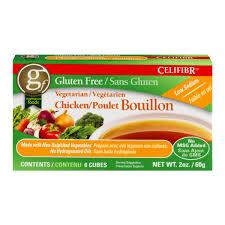 gluten free cubes celifibr gluten free vegetarian chicken bouillon cubes 6 ct 2 0