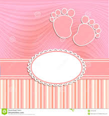 card for newborn royalty free stock images image 33482409