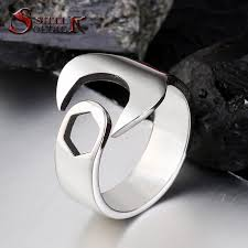aliexpress buy 2015 new arrival mens ring fashion compare prices on wrench biker online shopping buy low price