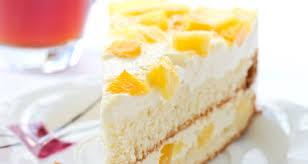 Kek Mango eggless pineapple pastry recipe by niru gupta ndtv food