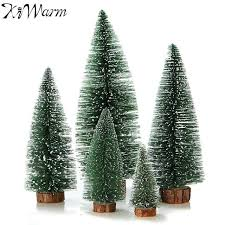1pcs mini tree small pine tree ornaments figurines