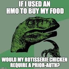 Buy All The Food Meme - philosoraptor meme imgflip