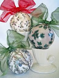 best 25 diy decoupage ornaments ideas on diy