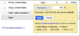 adwords bid how to use bid adjustments to get more out of your adwords
