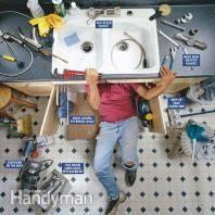 Fix Leaking Kitchen Faucet Faucet Repair The Family Handyman