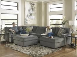 Charcoal Gray Sectional Sofa With Chaise Lounge by Decorating Maier Ashley Furniture Sectional Sofa In Charcoal For