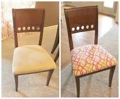 beautiful how to cover a chair with fabric how to reupholster