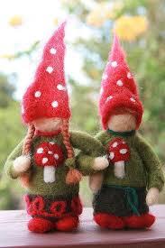 85 best gnome dolls images on felt crafts felted wool