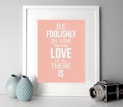 Wedding Quotes Rumi Love Typographic Print Motivational Quote Rumi Quote Print