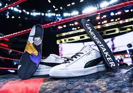foot locker black friday wwe puma clyde wrestlemania foot locker sneakernews com