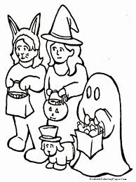 Printable Halloween Costumes by Halloween Coloring Page Getcoloringpages Com