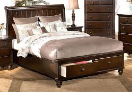 king bed frame with storage drawers u2013 robys co