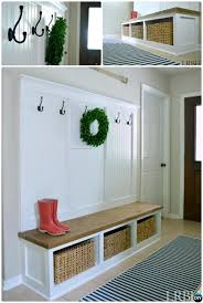 how to make entryway bench 20 best entryway bench diy ideas projects picture instructions