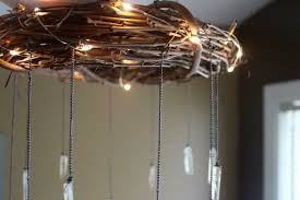 Elegant Crystal Chandelier Elegant Wood And Crystal Chandelier Bohemian Wood Crystal