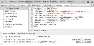 chrome devtools code snippets better world by better software