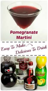 martini recipe the 25 best pomegranate martini ideas on pinterest pomegranate