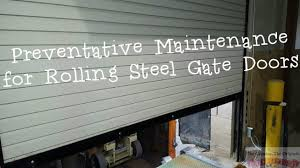 Overhead Door Maintenance Preventative Maintenance For Rolling Steel Gate Doors Overhead Door Company Of The Meadowlands And Nyc Service Jpg T 1521683294047 Width 653 Height 367