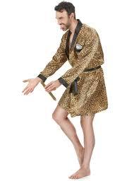 robe de chambre leopard peignoir léopard homme deguise toi achat de déguisements adultes