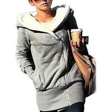 women u0027s plus size white black causal hoodies long sleeve