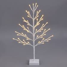 led light tree branches 1 2m 1 5m indoor pre lit twig shabby chic christmas tree decoration