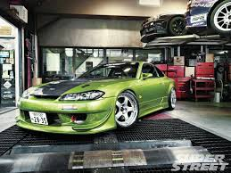 modified nissan silvia s15 1999 nissan silvia s15 the right place the right time photo