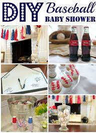 baseball baby shower ideas baseball baby shower supplies home party theme ideas