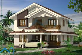 new modern traditional style home design with 4 bedrooms kerala