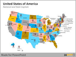 united states map with states and capitals and major cities united states and capitals map state capitals find the us state
