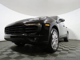 2015 used porsche cayenne s at porsche of warwick serving