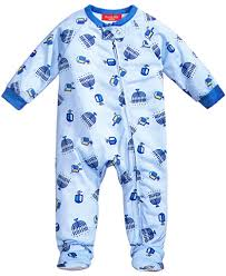 family pajamas 1 pc dreidel hanukkah footed pajamas baby boys or