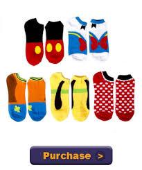 disney find adorable fab five disney themed socks