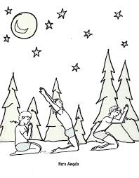 yoga coloring pages to print activity shelter